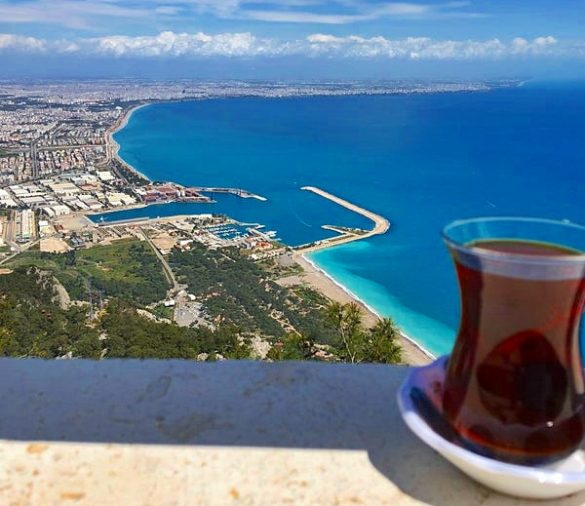 Antalya Tünektepe Teleferik