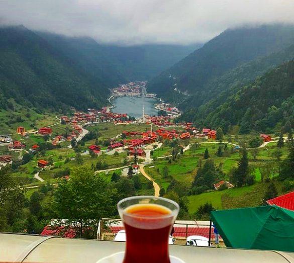 Uzungöl Semaver Çay