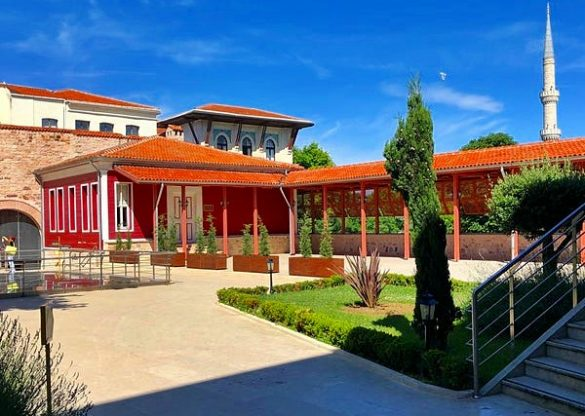 Türk İslam Eserleri Müzesi - Yeşil Medrese Bursa