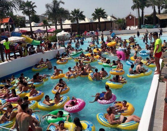 İzmir Balçova Aquapark Eğlence