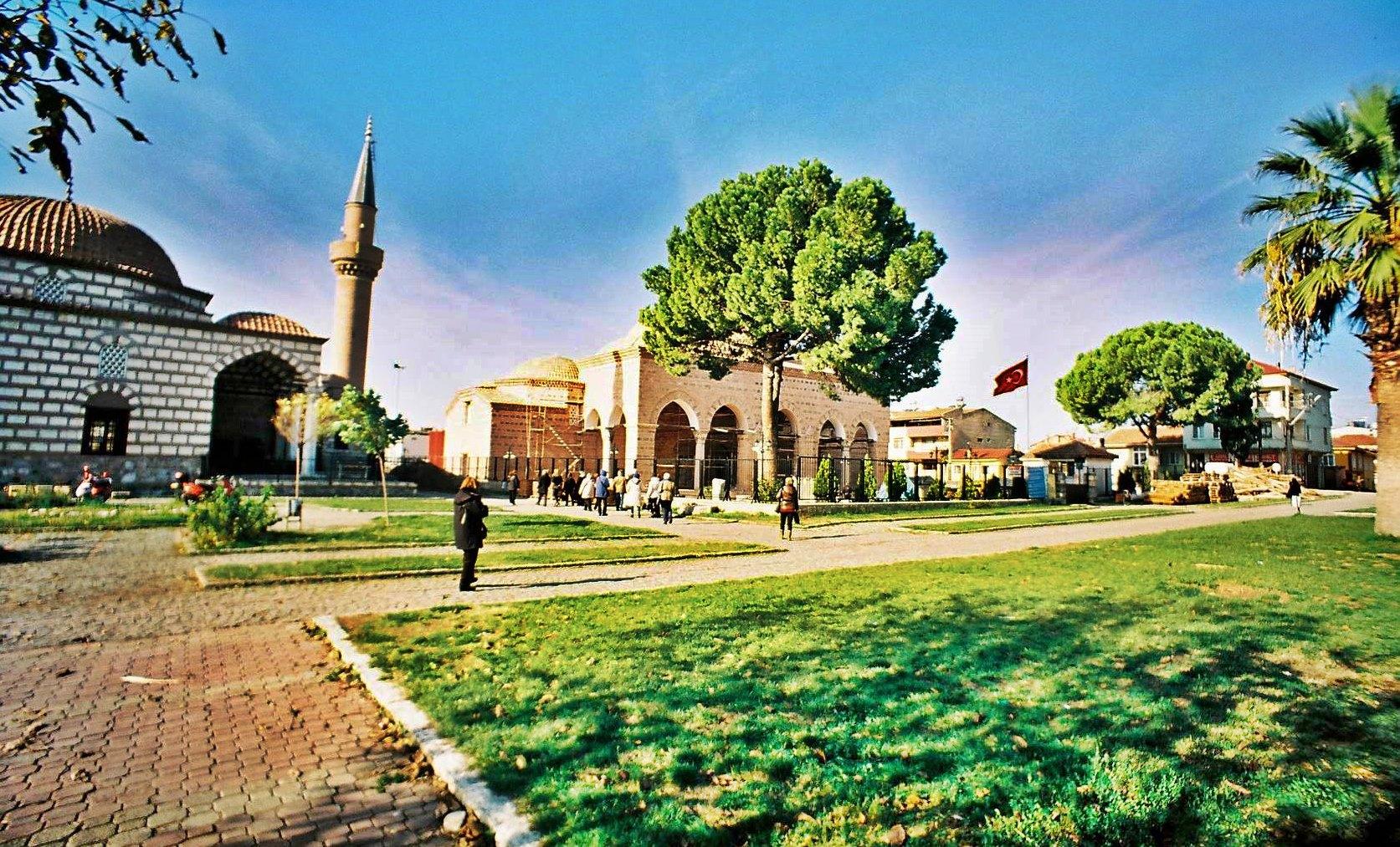 Bursa İznik Gezilebilecek Yerleri