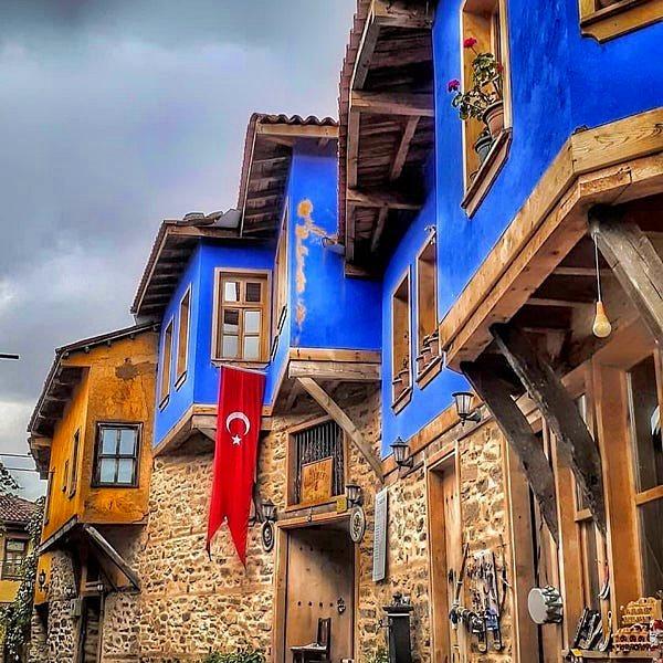 Bursa Cumalıkazık