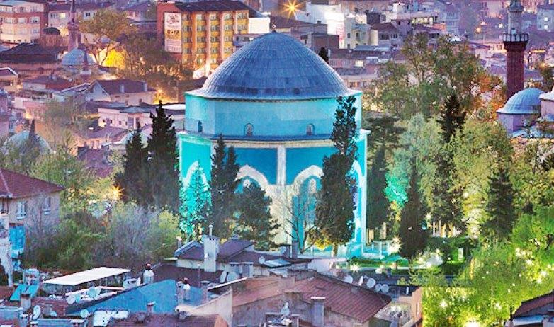 Bursa Yeşil Cami