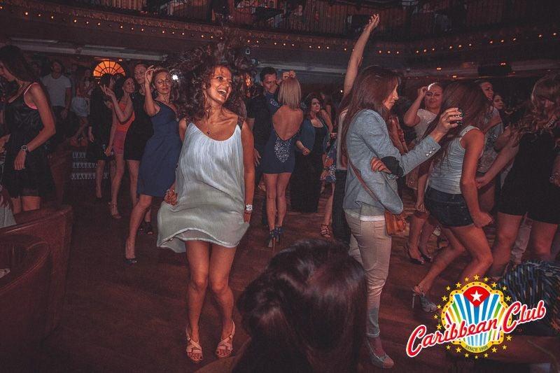 Caribbean Club Ukrayna Gece Hayatı