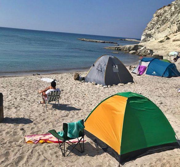 Delikli Koy Kamp Alanı