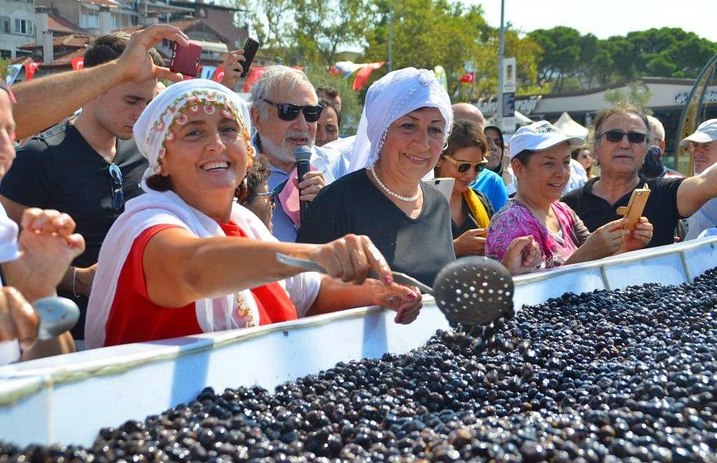 Gemlik Zeytini Festivali