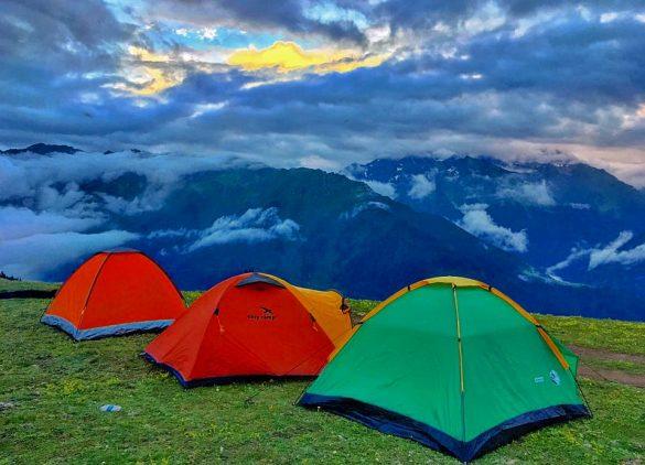 Gito Yaylası Kamp Alanı