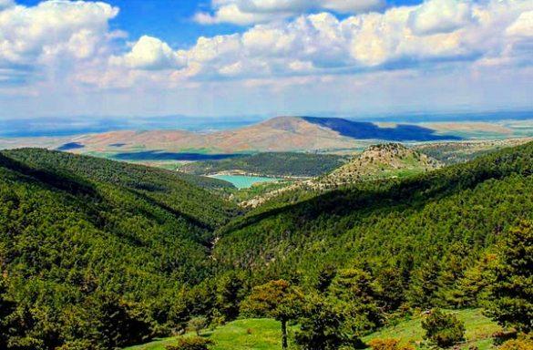 Kestel Barajı Kamp Alanı