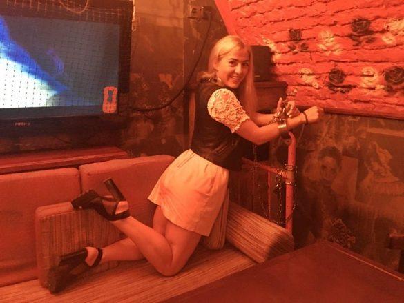 Ukrayna Masoch cafe bar