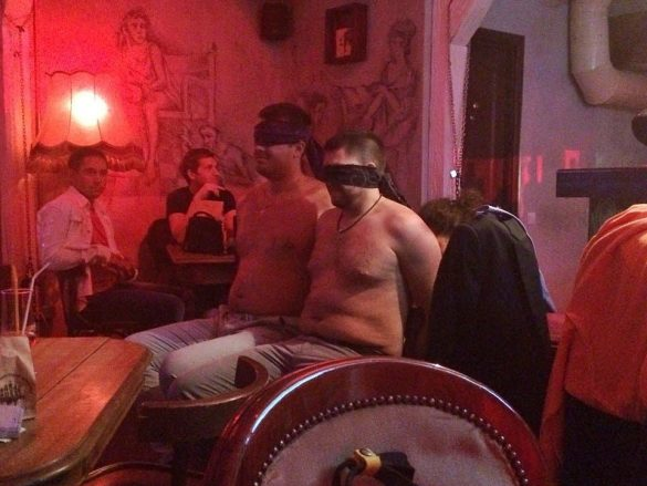 Lviv Masoch cafe bar