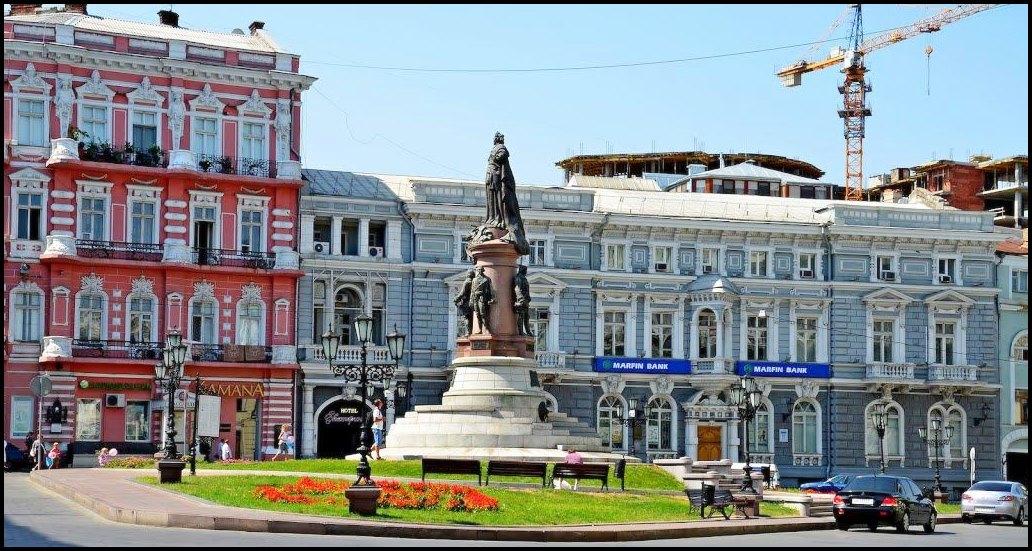 Odessa Görülecek Yerleri