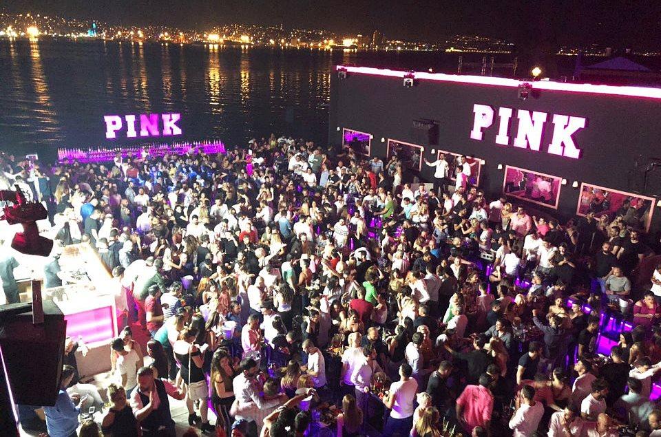Pink Club Bayraklı Gece Hayatı