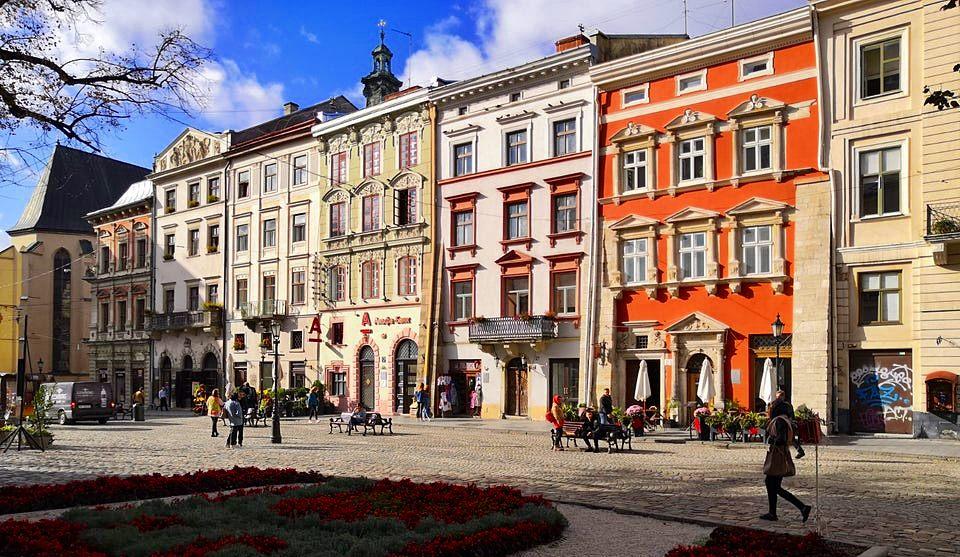 Ukrayna Rynok Meydanı