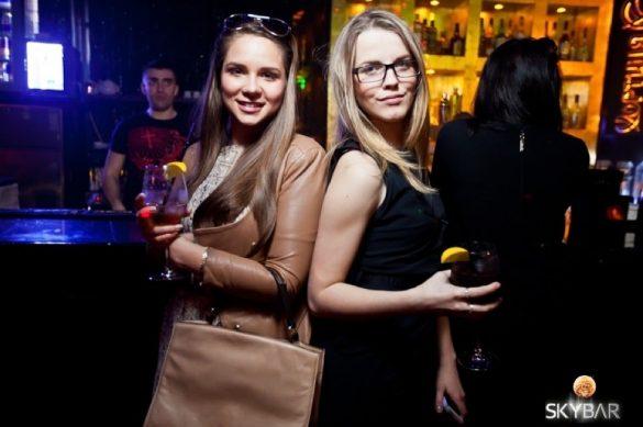 Skybar Ukrayna Gece Hayatı