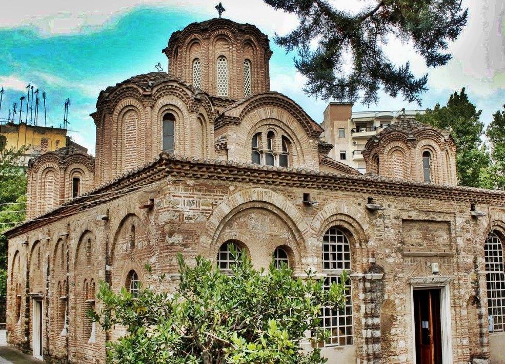 Tarihi Apostoloi Kilisesi