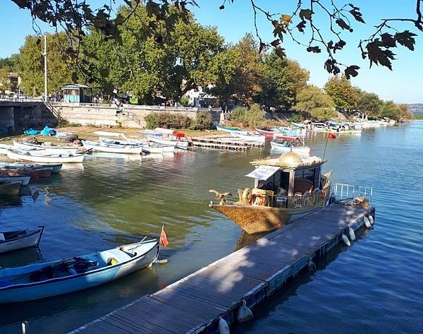 Bursa Ulubat Gölü