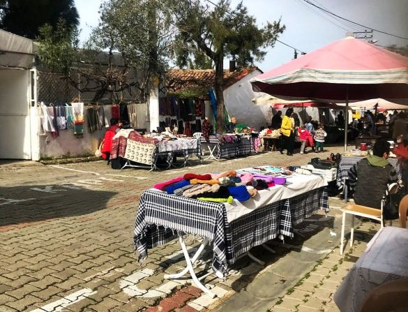Güzelbahçe İzmir Yaka Otantik Pazarı