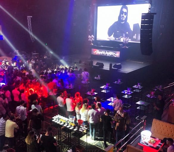 Club inferno Bursa