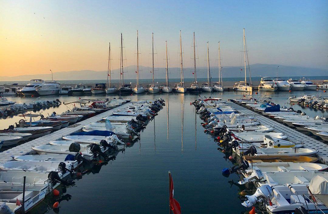 Bursa Mudanya Yat Limanı