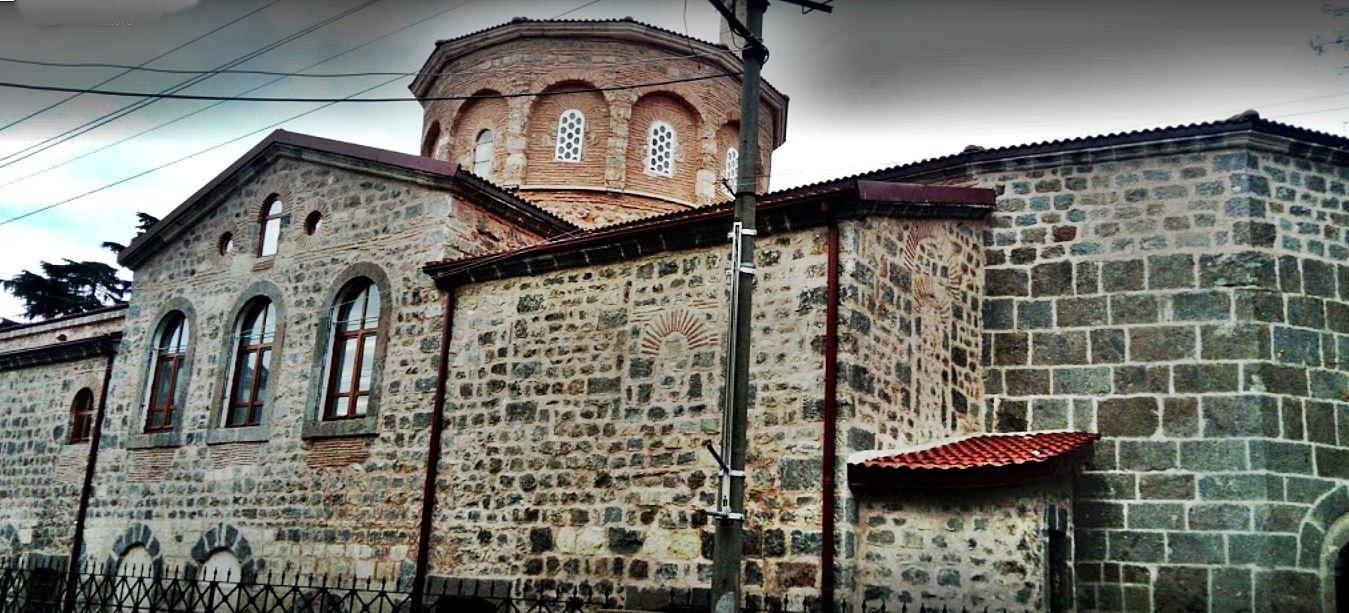 Trabzon Küçük Ayvasıl Kilisesi (Anna Kilisesi)