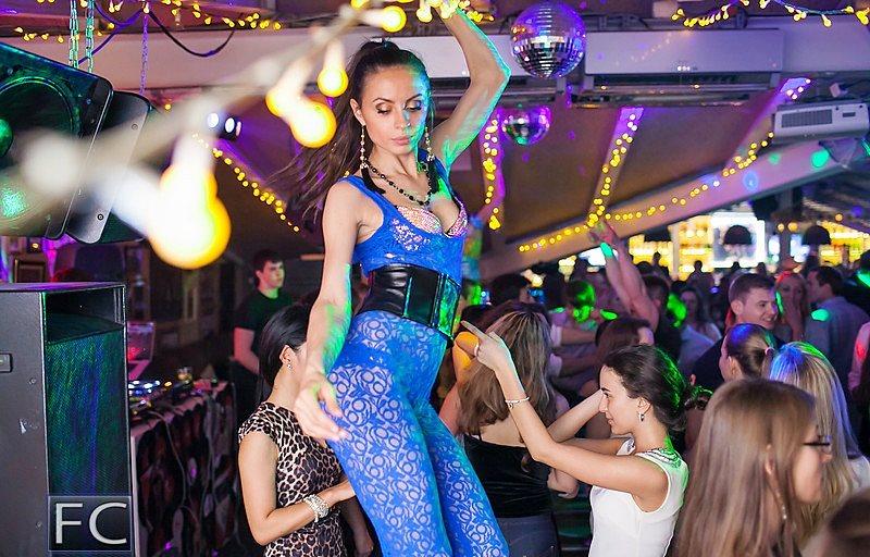 Ukrayna Gece Hayatı