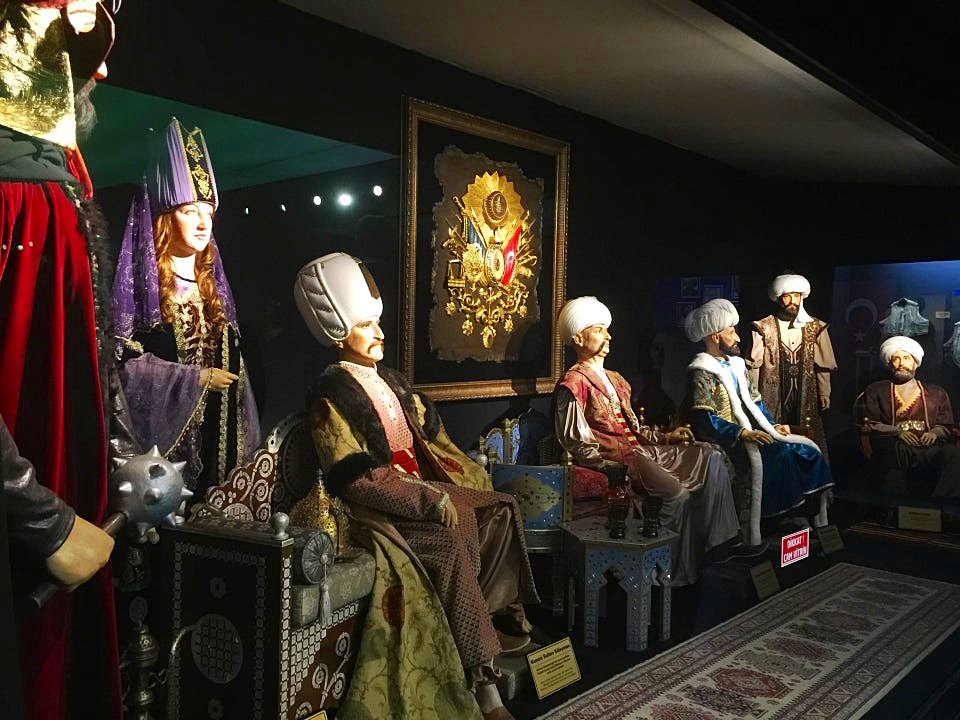 Eskişehir Odunpazarı Eskişehir Balmumu Heykeller Müzesi