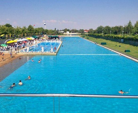 Havuz Kent Park Eskişehir