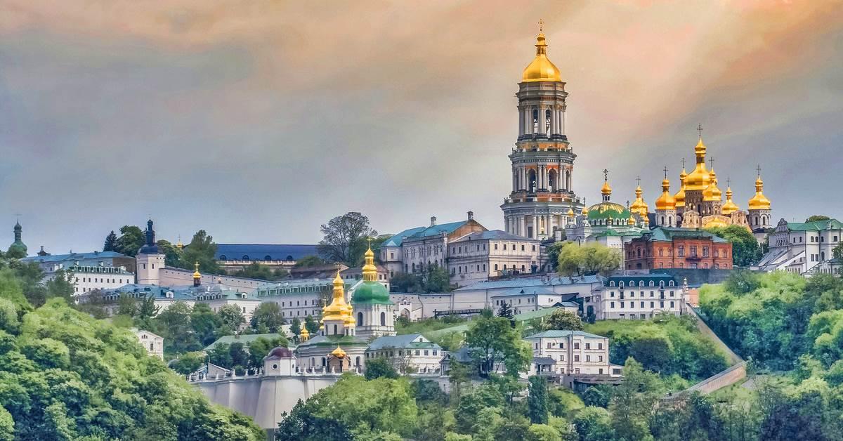 Kiev Gezilecek Yerleri
