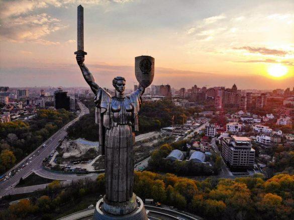 Kiev Heykeli