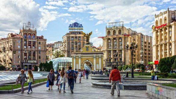 Kiev Yolculuk