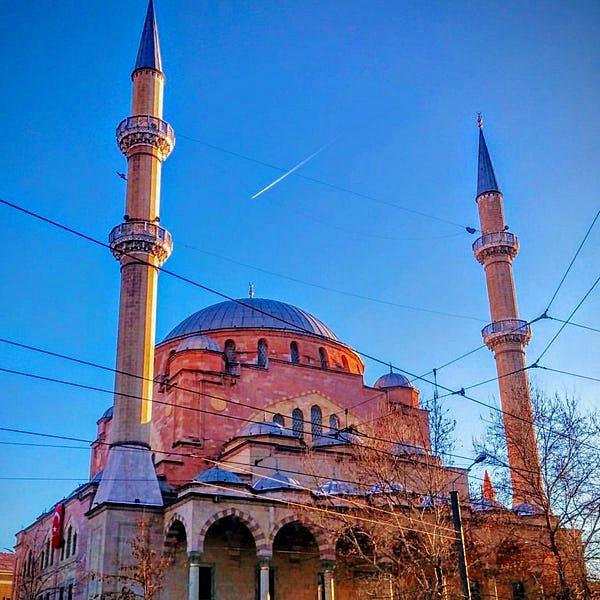 Eskişehir Reşadiye Cami