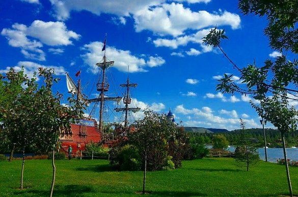 Eskişehir Tepebaşı Sazova Parkı Nuhun Gemisi