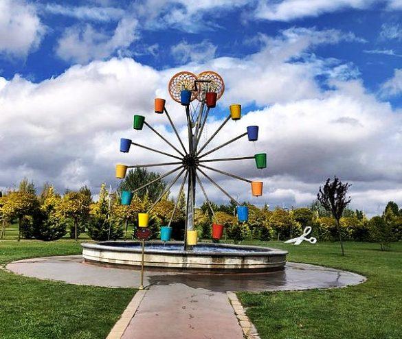 Eskişehir Tepebaşı Sazova Parkı