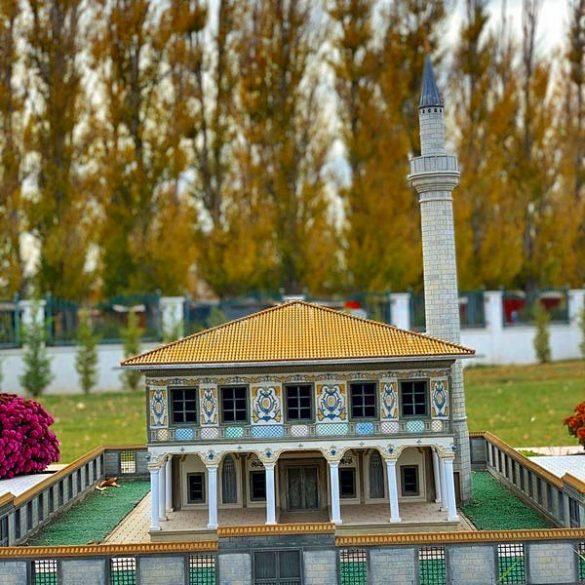 Eskişehir Sazova Parkı Cami