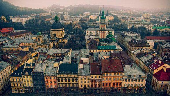 Ukrayna Lviv Görülecek Yerleri