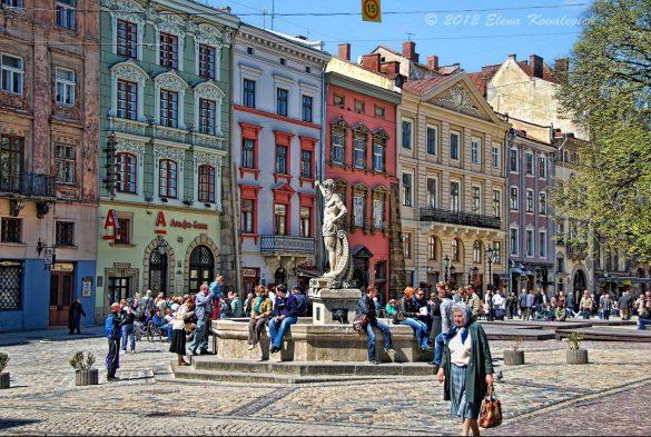 Ukrayna Lviv turu
