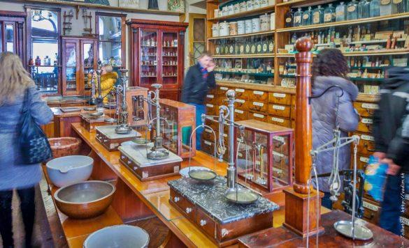 Ukrayna lviv Eczane Müzesi
