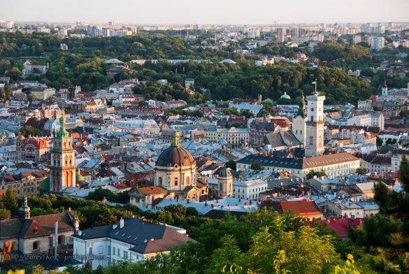 ukrayna Lviv High Castle