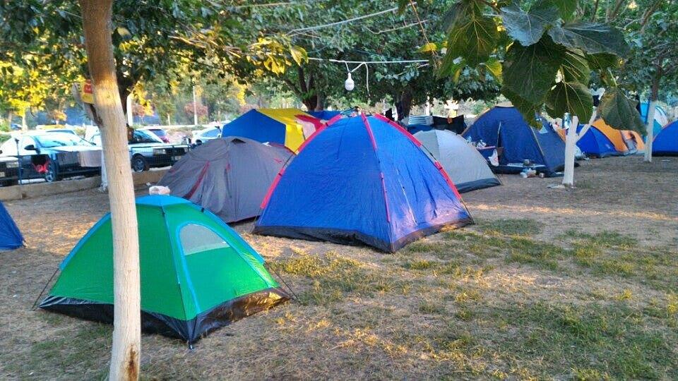 Lazoğlu Kamping Kamp Alanı (Lazoglu Bungalov)
