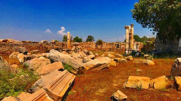 Magnesia Antik Kenti