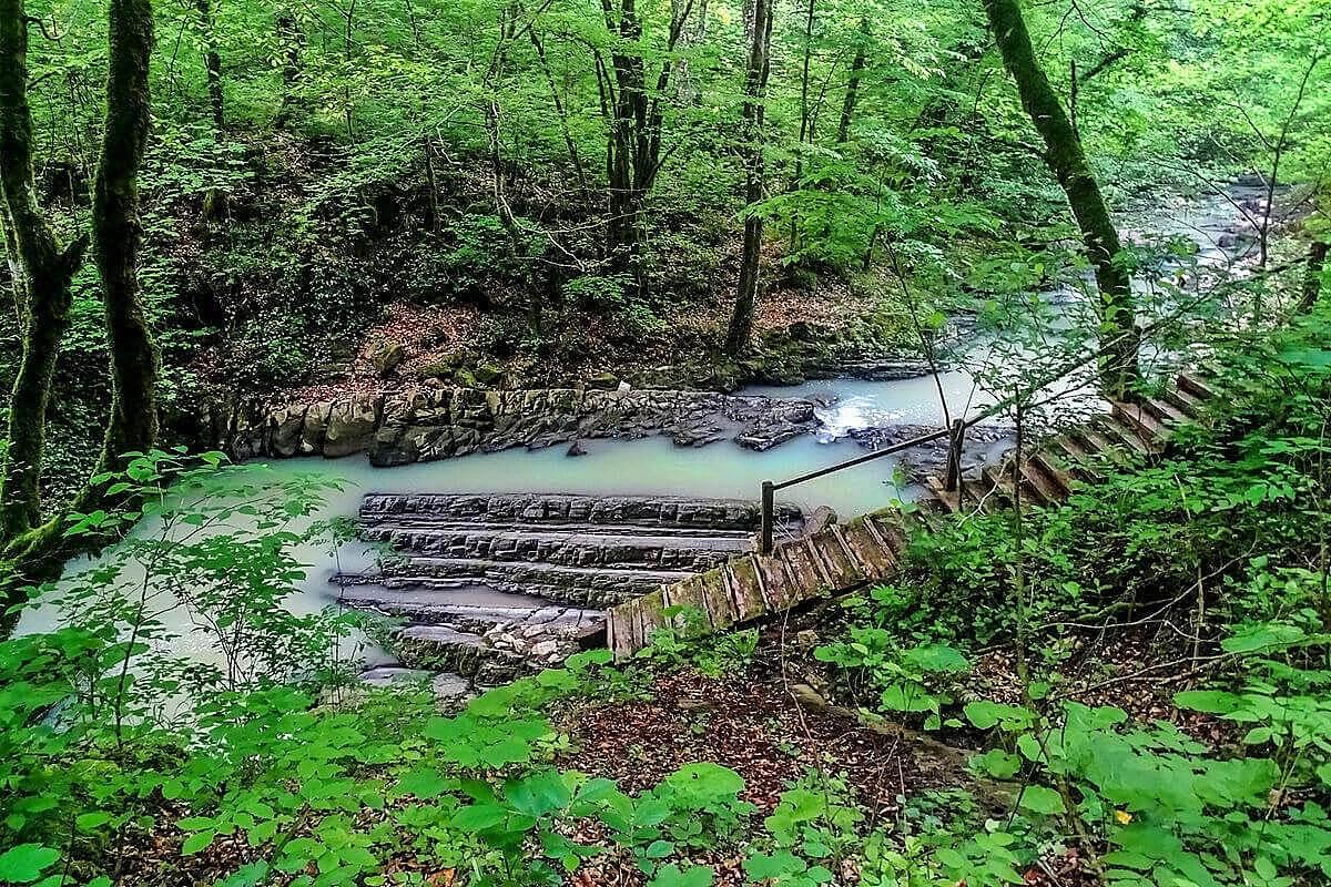 Bursa Orhaneli Sadağı Kanyonu