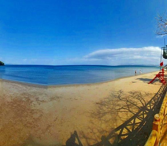 Kuşadası İçmeler Plajı