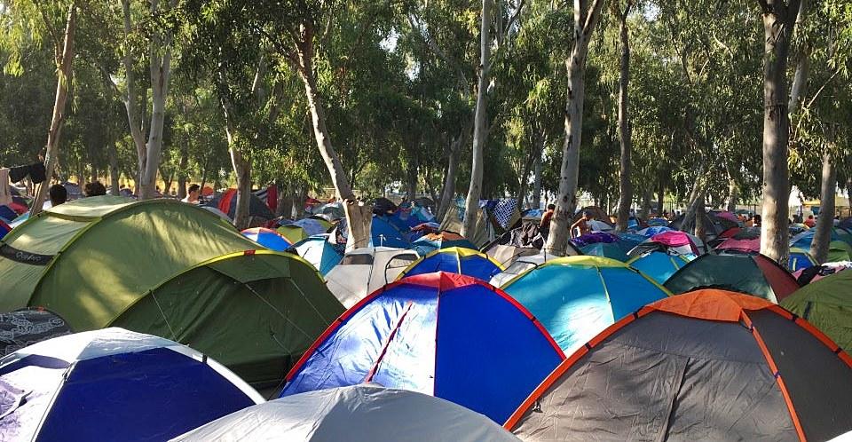 Kuşadası Gençlik Festivali Kamp Alanı