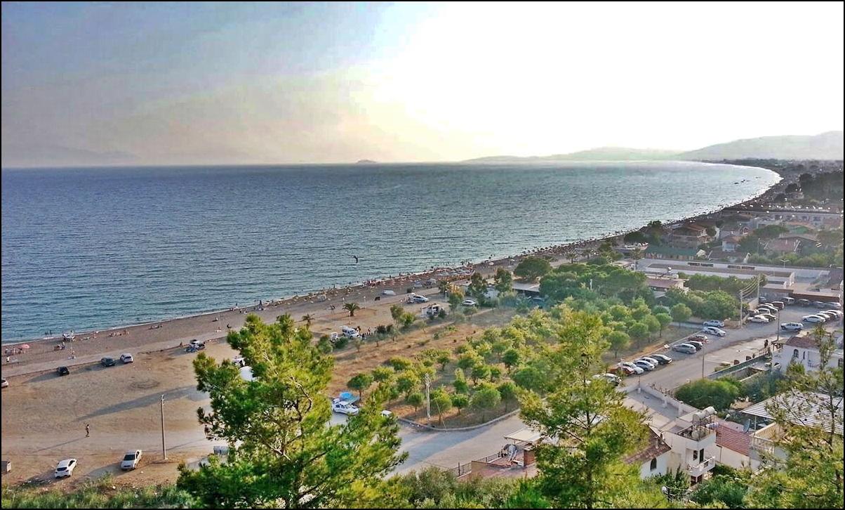 Ürkmez Plajı