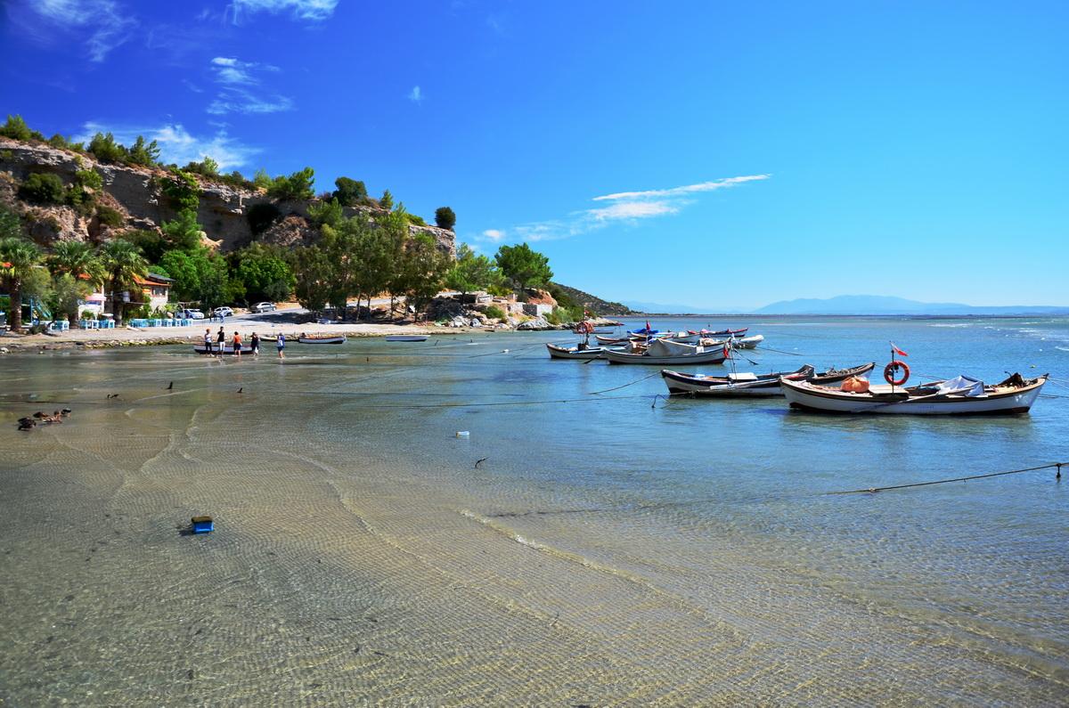 Doğanbey Sahili