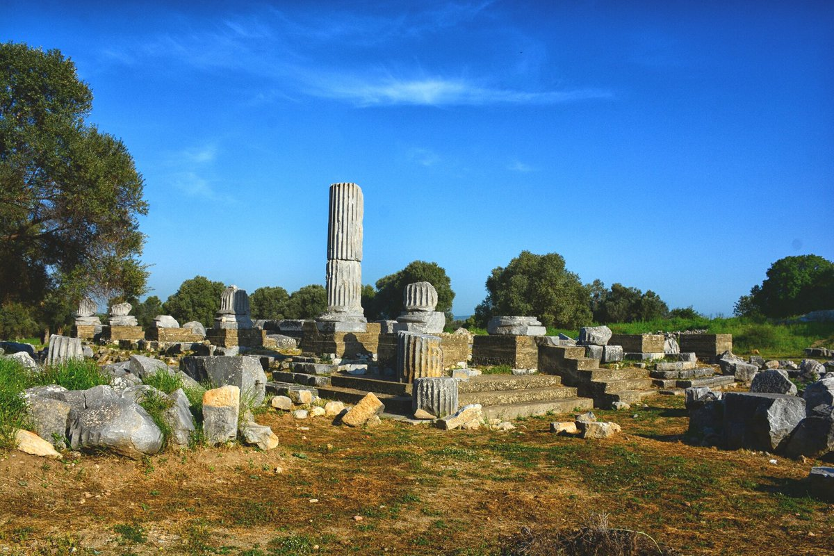 Teos Antik Kenti Seferihisar