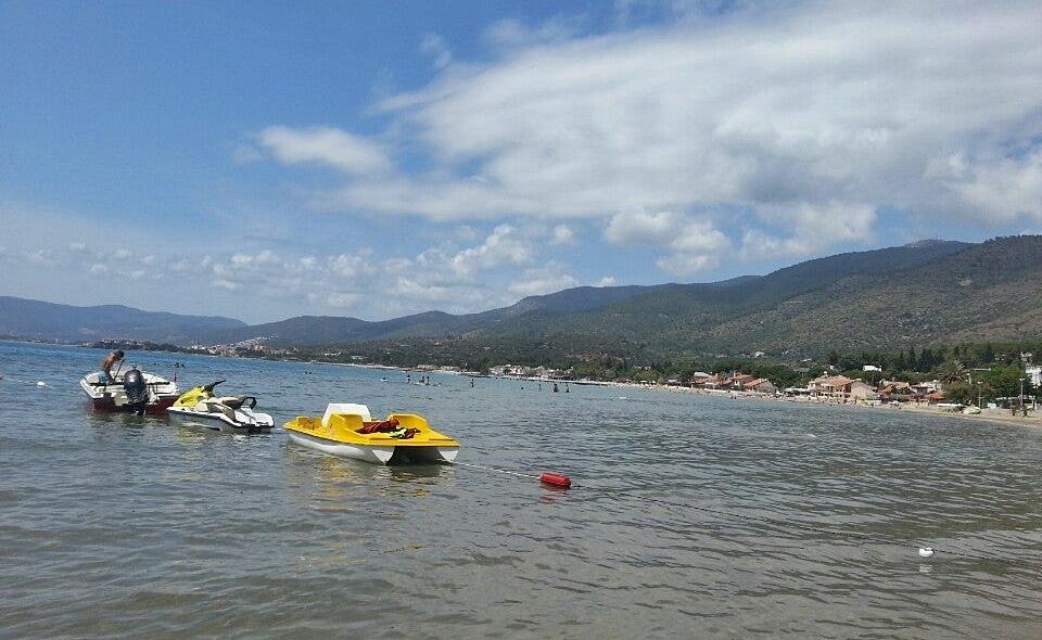 Gümüldür Plajı