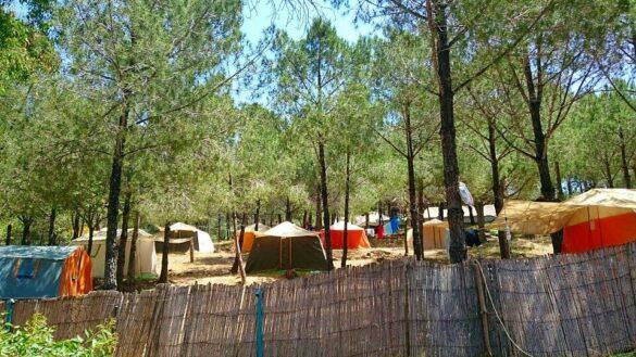 Kalemlik Orman Kampı İzmir