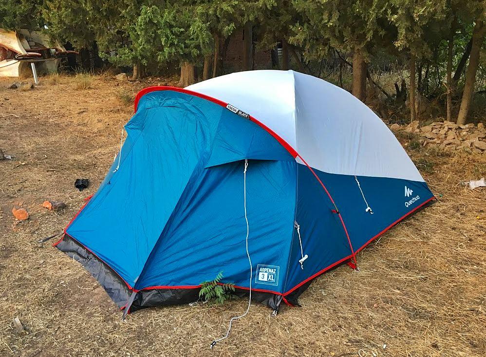 Ürkmez Çadır Kamp