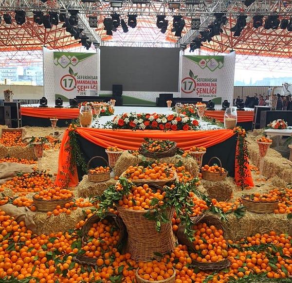 Mandalina Festivali